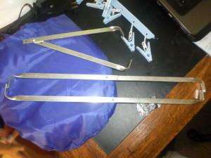 EasyGo Dryer assemble bars